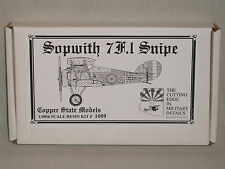 Copper State Models 1/48 Scale Resin Sopwith 7F.1 Snipe