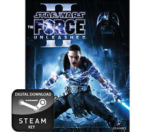 STAR WARS THE FORCE UNLEASHED II 2 PC STEAM KEY