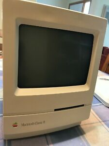 Vintage Apple Macintosh Classic II