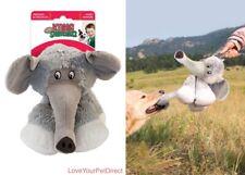 Kong Dog Toy Stretchezz Legz Elephant Plush Squeaky Pet Dogs Gift Toys