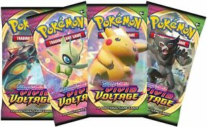 Pokemon TCG Vivid Voltage Holo / Reverse Holo / Full Art / Ultra Rare - Genuine