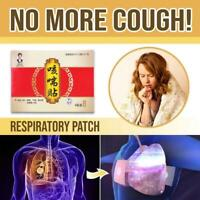4 pcs/box Anti-Cough Chest Patch  Herbs Wetness Patch