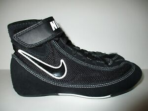 Nike Speedsweep Wrestling Shoes Youth Size 2.5Y