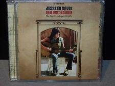 "JESSE ED DAVIS ""RED DIRT BOOGIE"" U.S. CD"