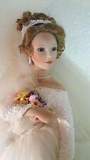 """Sandra Bilotto limited edition 20"""" Bride doll"""