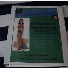vena jones cow the real estate goddess advanced marketing