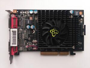 XFX HD4650 AGP 1GB videocard