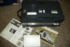 Cine film projector BOLEX multimatic super 8 cartridge projector +  LEAD & INFOR
