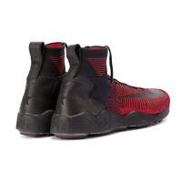 Nike Zoom Mercurial XI FK FC Flyknit Red/Black (852616-600) Men's Size 11