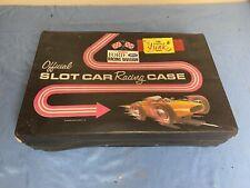 1960s Vtg SPP STANDARD PLASTIC PRODUCTS SLOT CAR RACING CASE Parts Model Toy