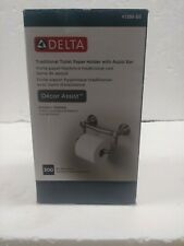 Delta Faucet 41350-SS Traditional Tissue Holder/Assist Bar, Stainless
