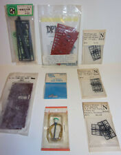 N Gauge Trains * Kitbashing Lot Detailing Items & other associated parts Vintage