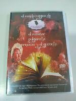 Mundo Magico Cuentos Hans Christian Andersen Pulgarcita Ruiseño 3 x DVD Nuevo
