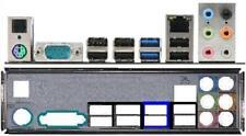 ATX pannello I/O Shield MSI 970a-g46 970s-g46 NUOVO io #81 Backplate BRACKET NEW