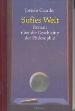 Jostein Gaarder - Sofies Welt - Roman über die Geschichte der Philosophie