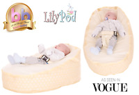 Baby Bean Bag By Lily-Pod Y  - Including filling & New Design - RRP -£49.95