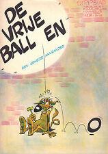 STRIPBLAD DE VRIJE BALLOEN NUMMER 5 - JULI 1975 - Peter de Smet e.a.