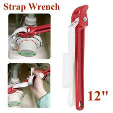 "Titan Tools Strap Wrench 32'' Length Non-Marring Nylon Belt 12"" 30cm Handle"