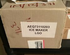 LG Electronics Refrigerator Ice Maker Assembly, AEQ73110203