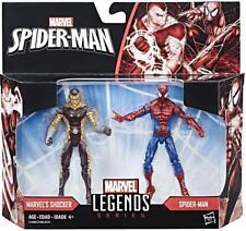Hasbro Marvel Legends Spider-man Homecoming Vulture Shocker 2 Pack