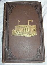 Illustrated History The United States Mint George Evans 1885 First Edition Coin