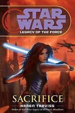 Sacrifice: Star Wars (Legacy of the Force) by Karen Traviss (Hardback, 2007)