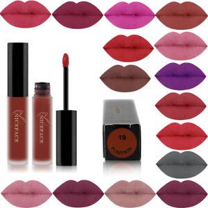 26COLOUR Waterproof Long Lasting Lipstick Matte Liquid Lip Gloss Lip Cosmetic