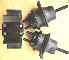 3PC ENGINE AND TRANSMISSION MOUNTS FOR 1998-2005 LEXUS GS300 2001-2005 IS300