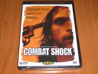 COMBAT SHOCK - Buddy Giovinazzo - ENGLISH ESPAÑOL - Precintada