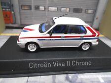 CITROEN Visa II 2 Chrono 4x4 1982 weiss white Norev 1:43