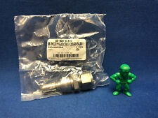 """2.4Cv 1//2/"""" Tube Swagelok SS-QC8-S-810 Instrumentation Quick Disconnect Fitting"""