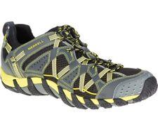 Merrell Waterpro Maipo Men, Multisport Water Shoe, Black-Yellow
