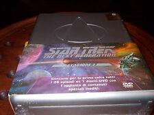 Star Trek The Next Generation - Stagione 7 07   ( 7 dischi )  Dvd ..... Nuovo