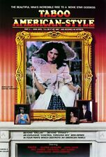 TABOO AMERICAN-STYLE 3: NINA BECOMES AN ACTRESS Movie POSTER 11x17 Raven Gloria