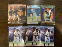 FRANK THOMAS BIG HURT Finest + 8 Card Lot FT8