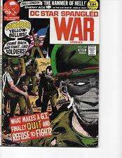 Star Spangled War Stories  #159 (Unknown Soldier  FN  6.0) Nov-1971, DC