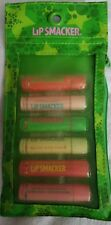 Lip Smackers Wondrous Winter Treats 6 Piece set in Zipper pouch. Rare and HTF