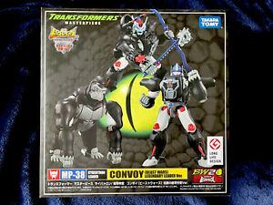 Transformers Masterpiece Optimus Primal MP-38 Convoy Beast Wars Legendary Leader