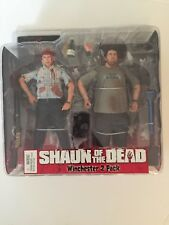 "NECA CULT CLASSICS SHAUN OF the DEAD & ED WINCHESTER 2-PACK 7"" Action Figure MIP"