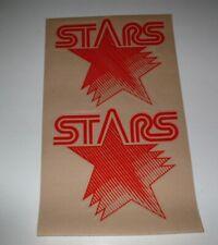 USFL PHILADELPHIA STARS FULL SIZE FOOTBALL DECALS