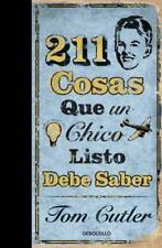 211 cosas que un chico listo debe saber (Spanish Edition)