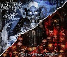 Belphegor - Pestapokalypse Vi: Bondage Goat Zombie [New CD] UK - Impor