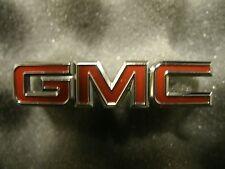 GMC late model factory driver/steering airbag emblem/logo/badge OEM