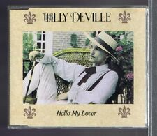 MAXI CD 3 TITRES WILLY DeVILLE HELLO MY LOVER