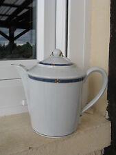 CAFETIERE Porcelaine LIMOGES MEDARD DE NOBLAT 18 cm haut