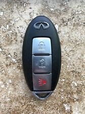 2005 - 2008 INFINITI FX35 FX45 SMART KEY REMOTE FCC: CWTWBU619 (3-BUTTON) GOOD!