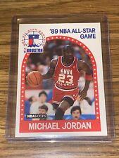 1988-89 NBA Hoops NBA All Star Game Michael Jordan