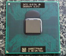 Intel Core 2 Duo P8600 SLGFD 2.4Ghz 3M 1066MHz Socket P CPU/ AW80577SH0563M