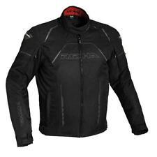 Richa Falcon Waterproof Textile Motorcycle Motorbike Jacket - Black