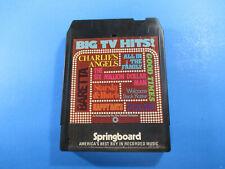 Big.TV.Hits 8 Track Tape Tested Film Festival Orchestra Baretta's Theme M.A.S.H.